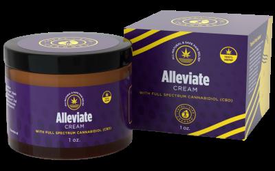 TLC Alleviate Cream