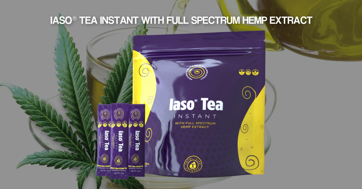 Iaso Tea Hemp Feature Image