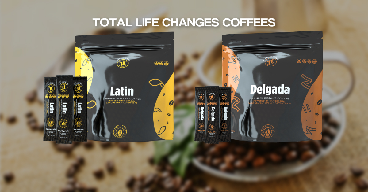 Total Life Changes Coffee