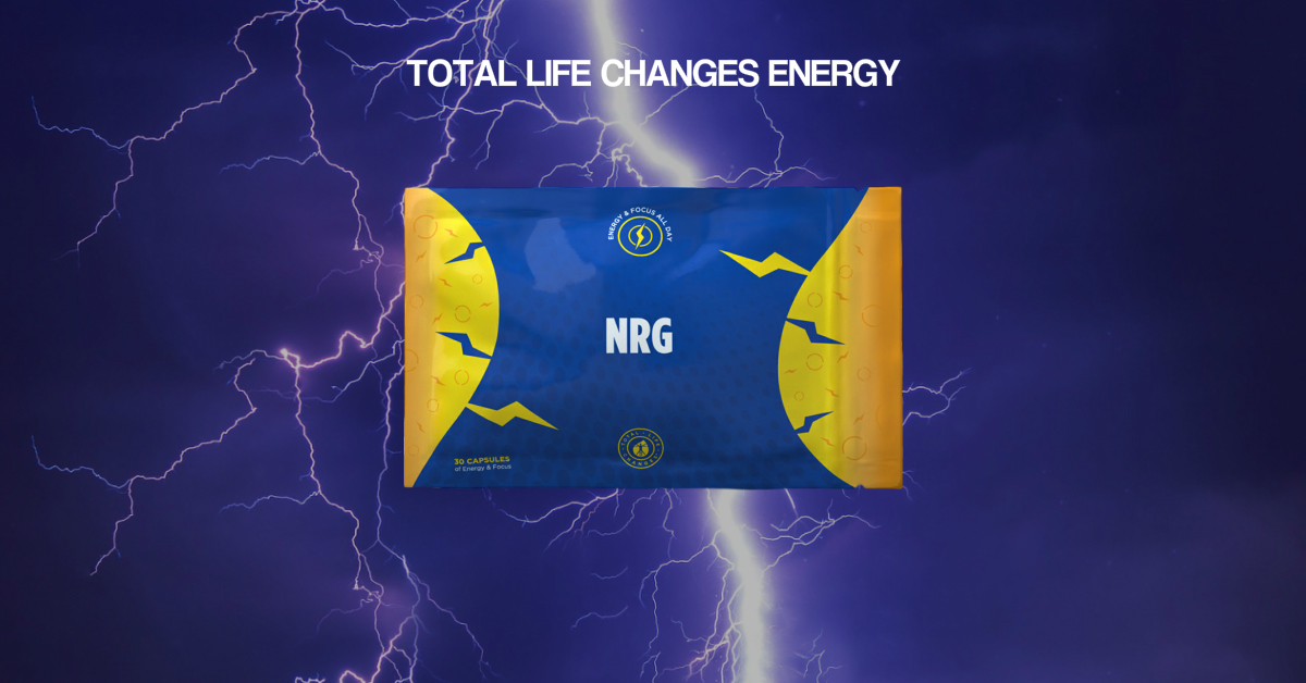 Total Life Changes Energy