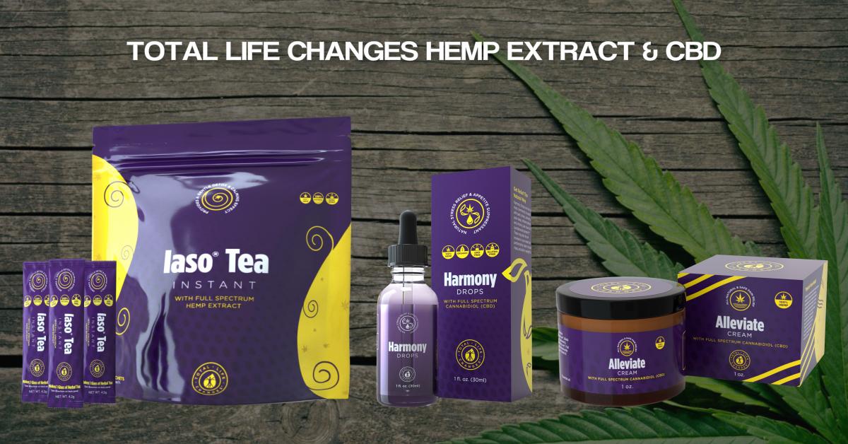 Total Life Changes Hemp Extract EN
