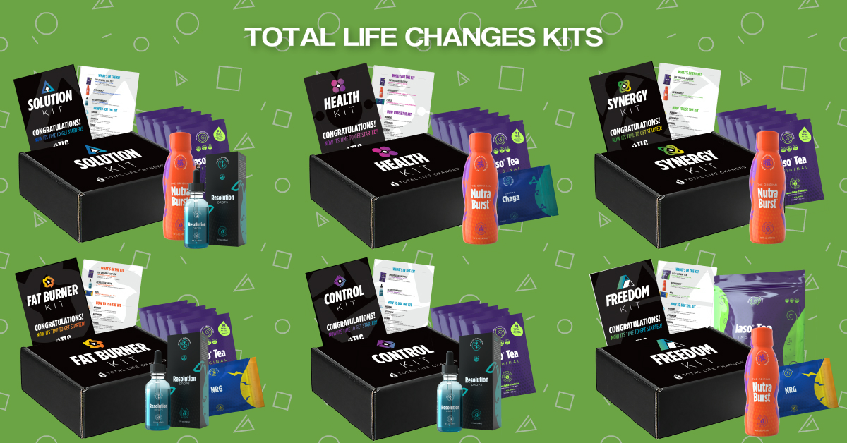 Total Life Changes Kits